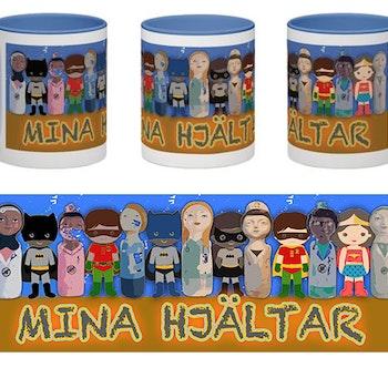 Mugg, Mina hjältar, Cartoons 3C