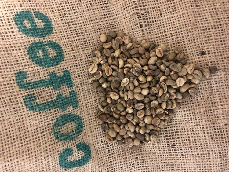 Ethiopia Washed Sidamo, GR 1 Wensho, 1kg