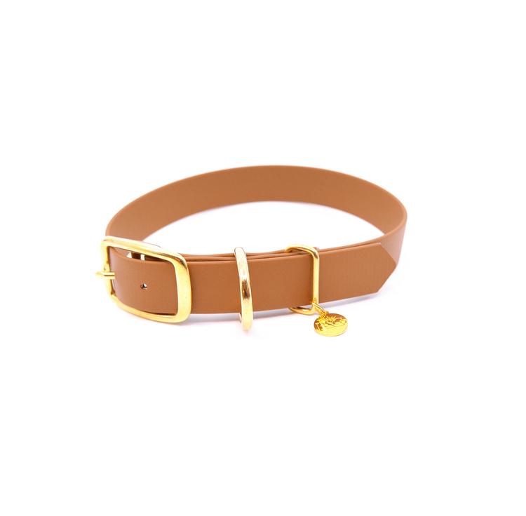 Classic Tan Collar L