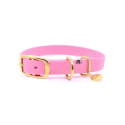 Limited edition Light pink Collar M (tryck ingår)