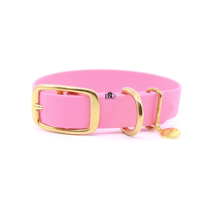 Limited edition Light pink Collar L (tryck ingår)