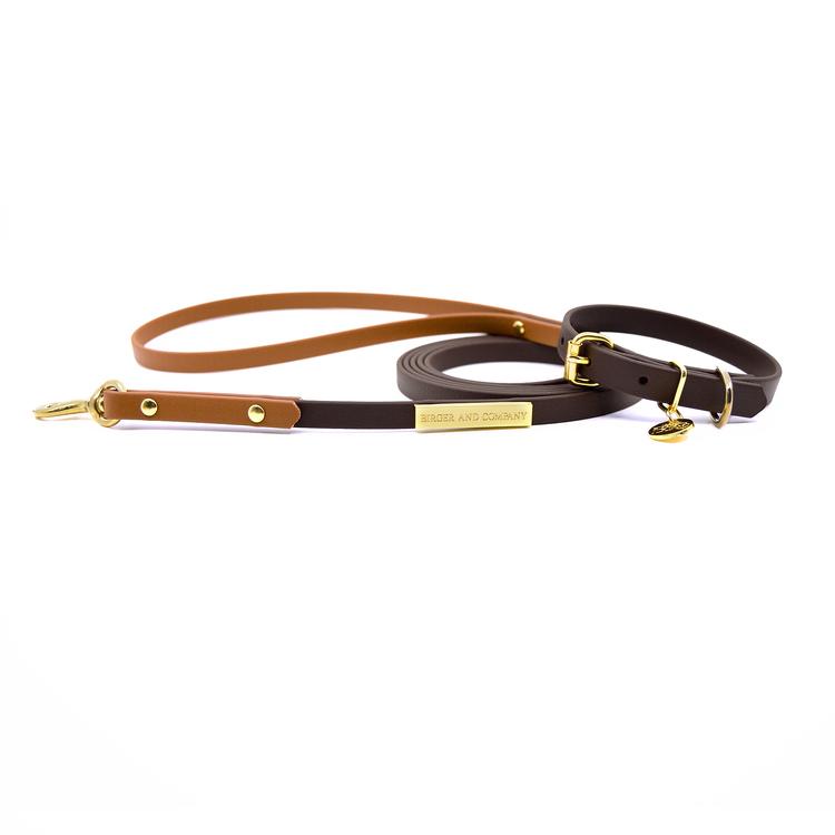 Classic Dark brown Collar XXS