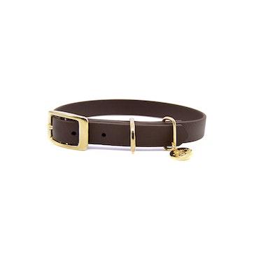 Classic Dark brown Collar S