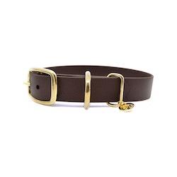 Classic Dark brown Collar L