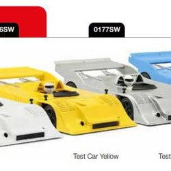 NSR - Porsche 917/10K - Yellow