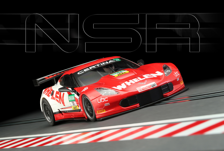NSR - Corvette C7R Whelen ADAC 2016 #31 - SW Shark 25k rpm