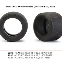 NSR - Classic Rear Tyre - 21 x 12,5 mm - Extreme (x4)