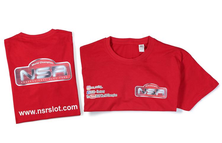 NSR - T-shirt XLarge