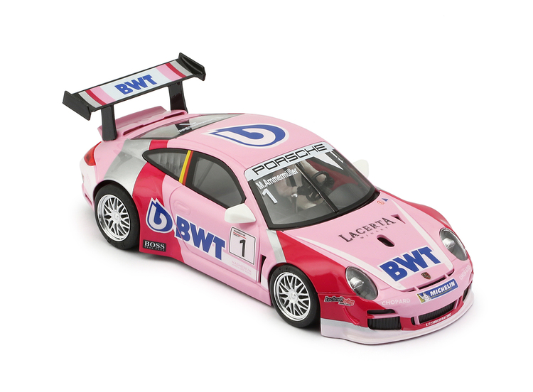 NSR - PORSCHE 997 SUPER CUP BWT ANDLAUER #2 - SW Shark 25.000 rpm