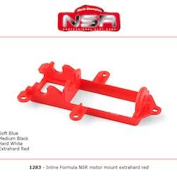 NSR - INLINE FORMULA NSR MOTOR MOUNT EXTRAHARD RED