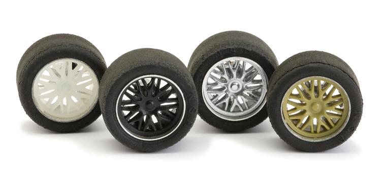 """NSR - BBS Insert for 17"""" diam. wheels BLACK"""