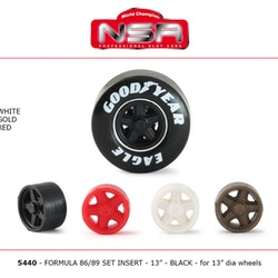 "NSR - FORMULA NSR SET INSERT - 13"" - RED"