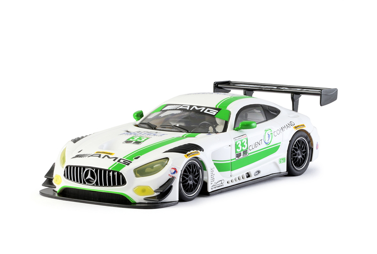 NSR - Mercedes-AMG - Sebring 2017 - #33 - SW Shark 25.000 rpm