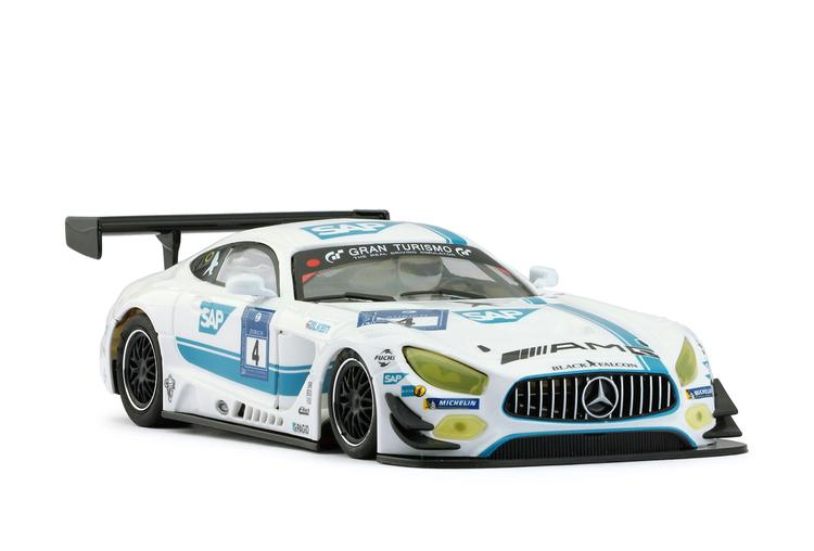 NSR - Mercedes-AMG winner 24h Nurburgring 2016 - #4 - SW Shark 25.000 rpm