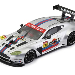 NSR - ASV GT3 - #71 Martini Racing Silver - AW - Shark 25.000 rpm
