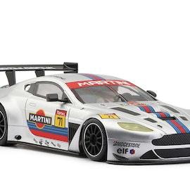 NSR - ASV GT3 - #71 Martini Racing Silver - AW - Shark 25.000 rpm