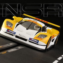 NSR -  Mosler MT 900 R #24 - Belcar 2007 - Winner - AW King EVO 21.400 rpm