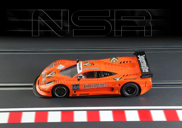 NSR -  Mosler MT 900 R EVO5 - JAGERMEISTER #44 - AW King EVO 21.400 rpm