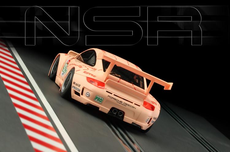 NSR - Porsche 997 winner PRO 24h Le Mans 2018 - #92 livery - AW King21k rpm
