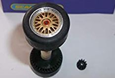 Scalextric W8527 - rear axle assembly for the Porsche 911 GT3 (C2338,C2339)