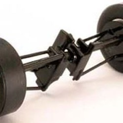 Scalextric W8748 - Front Wheel Assembly for Dallara Indy Car