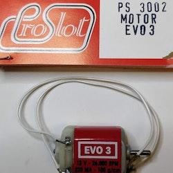 Proslot - Motor EVO3 26000 rpm 12V - 100g/cm (NOS - New Old Stock)