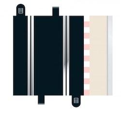 Scalextric Sport -  Half Straight 175mm x 2 / Halv raka