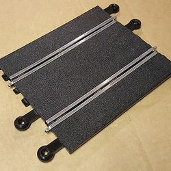 Scalextric Classic -  Half Straight 175mm / Halv raka  x1