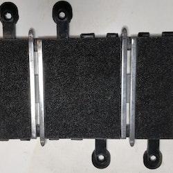 SCX Classic - Quarter Straight 87mm / Halv raka x1
