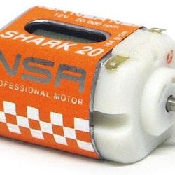 NSR - Shark motor 20k rpm 164g/cm@12V