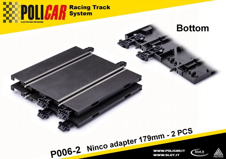 Policar - Ninco Adapter (x2)
