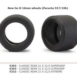 NSR - Classic Rear Tyre - 21 x 12,5 mm - Supergrip (x4)