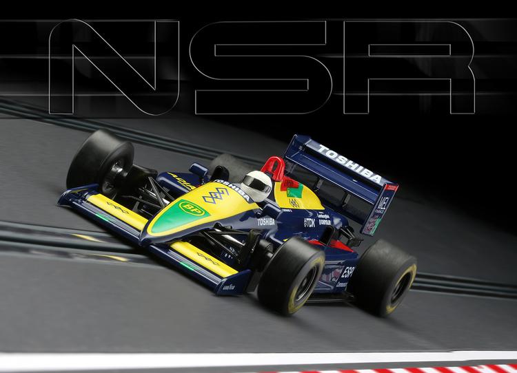 NSR - Formula 86/89 TOSHIBA #29 - King Evo3 21k