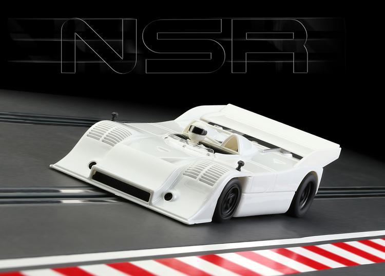 NSR - Porsche 917/10K - White