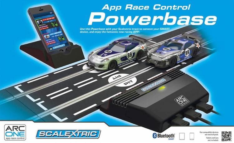 Scalextric - ARC ONE App Race Control Powerbase