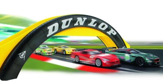 Scalextric - Dunlop Bridge