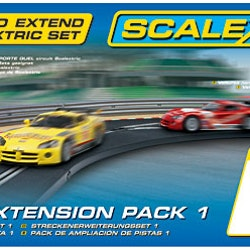 Scalextric - Track Extension Pack 1