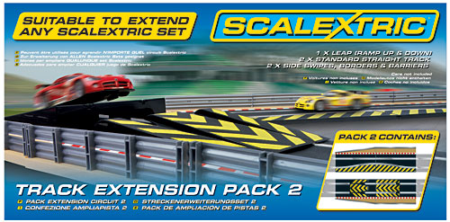 Scalextric - Track Extension Pack 2