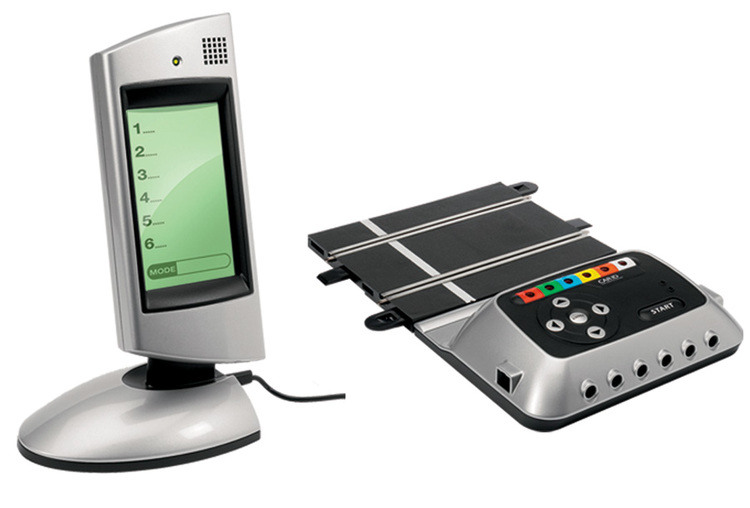 Scalextric - Advanced 6 Car Digital Powerbase