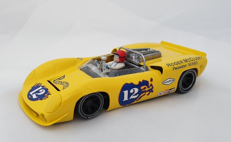 Thunderslot - Lola T70 No.12 Mosport Park Can-Am 1967 - 21,5k rpm SW