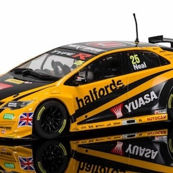 Scalextric - BTCC Honda Civic Type R