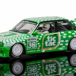 Scalextric - BMW M3 Sport Evolution. DTM - TIcTac