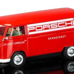 Scalextric - VW Panelvan - Porsche Renndienst