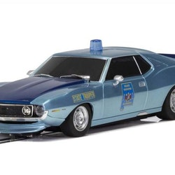 Scalextric - AMC Javelin Alabama State Trooper