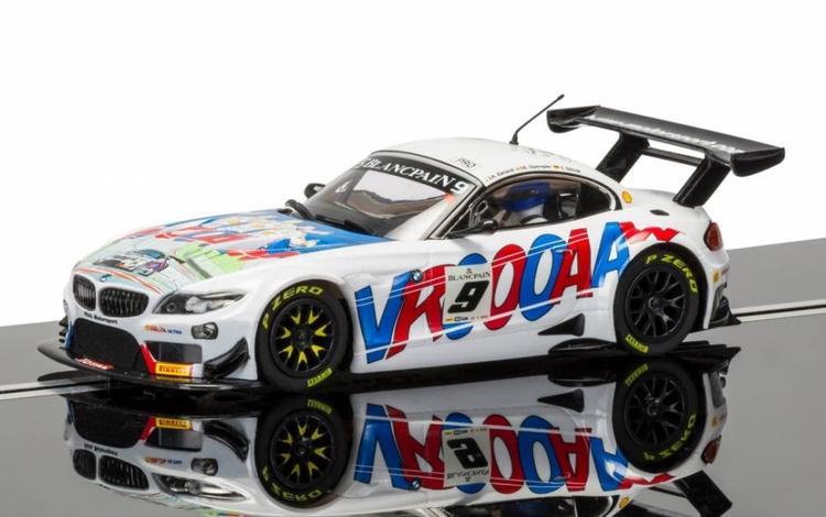 Scalextric - BMW Z4 GT3 ROAL Motorsport Spa 2015