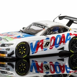 Scalextric - BMW Z4 GT3 ROAL Motorsport Spa 2015