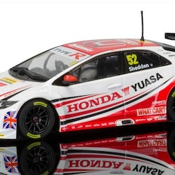 Scalextric - BTCC Honda Civic Type R - Gordon Shedden 2015