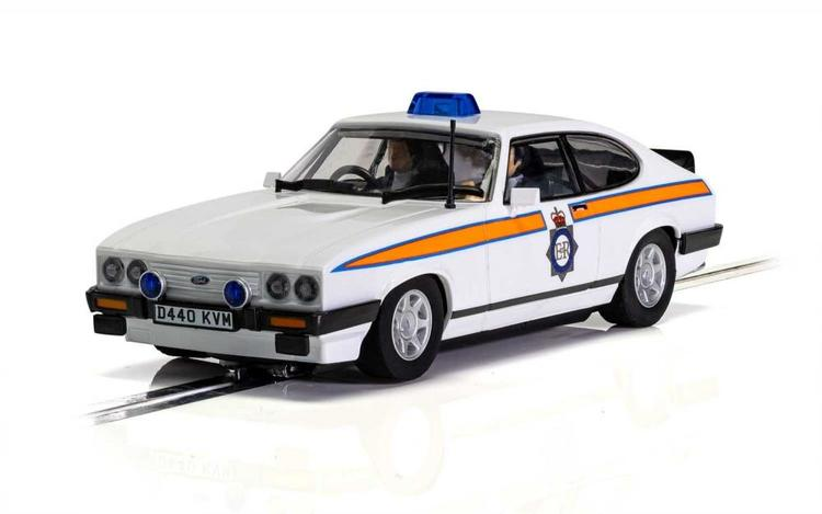 Scalextric - Ford Capri MK3 - Greater Manchester Police