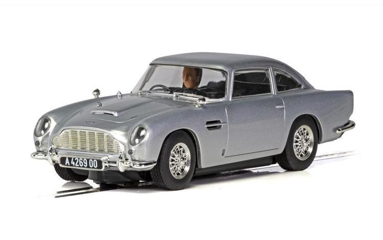 Scalextric - James Bond Aston Martin DB5 'No Time To Die'