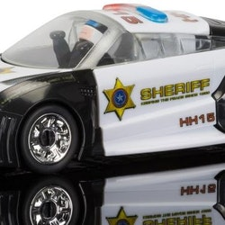 Scalextric - QUICK BUILD Police Car
